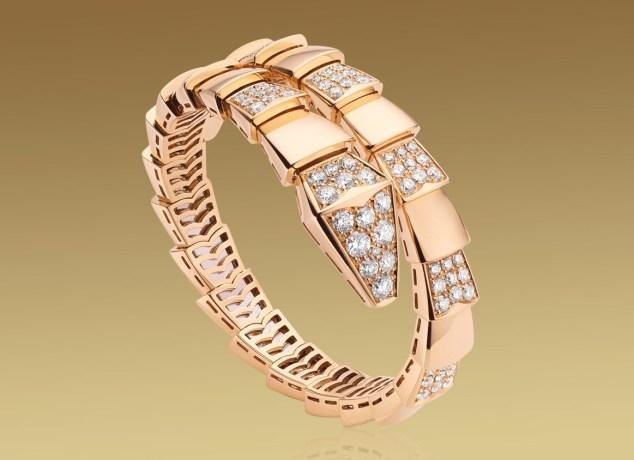 Bracelet Serpenti