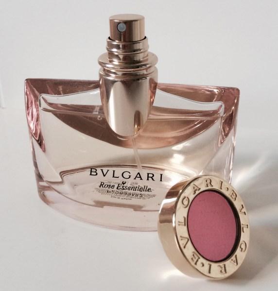 Parfum Rose Essentielle de Bulgari