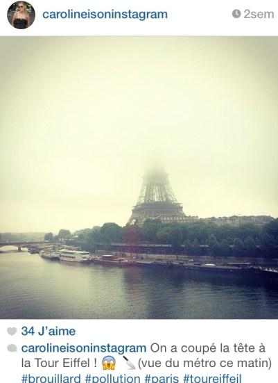 Ma vie sur Instagram