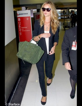 Rosie Huntington-Whiteley sac Phantom Céline
