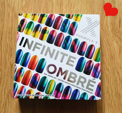 Kit Infinite Ombre Formula X