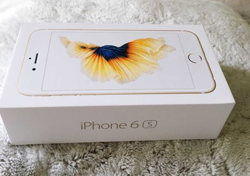 iPhone 6S Doré Apple Avis