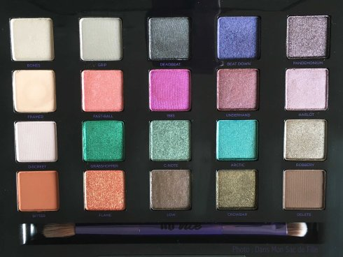 Vice 4 Urban Decay 20 fards