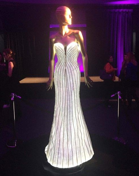 Robe Alien Thierry Mugler 10 ans Parfum