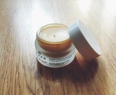 Rêve de miel Nuxe baume à lèvres pot