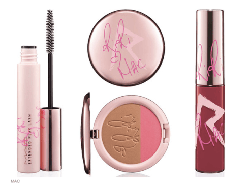 Rihanna Mac makeup collection maquillage blog avis