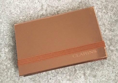 Palette yeux 5 fards de Clarins Printemps avis