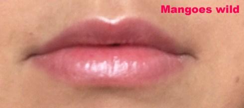 Juicy Shaker Huile à Lèvres Bi-Phasée mangoeswild avis blog test
