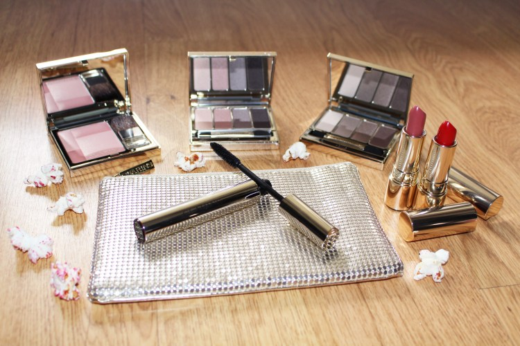 Collection automne hiver 2016 clarins palette yeux mascara blush