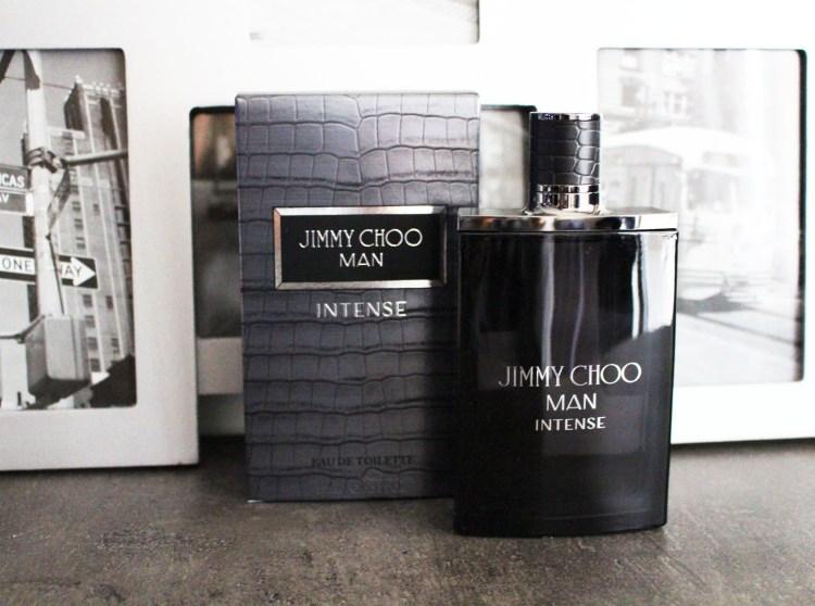 Jimmy Choo Man Intense Parfum Hommes idées cadeaux noel blog