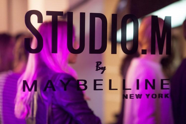 soirée Maybelline studio by Maybelline nouveautés maquillage