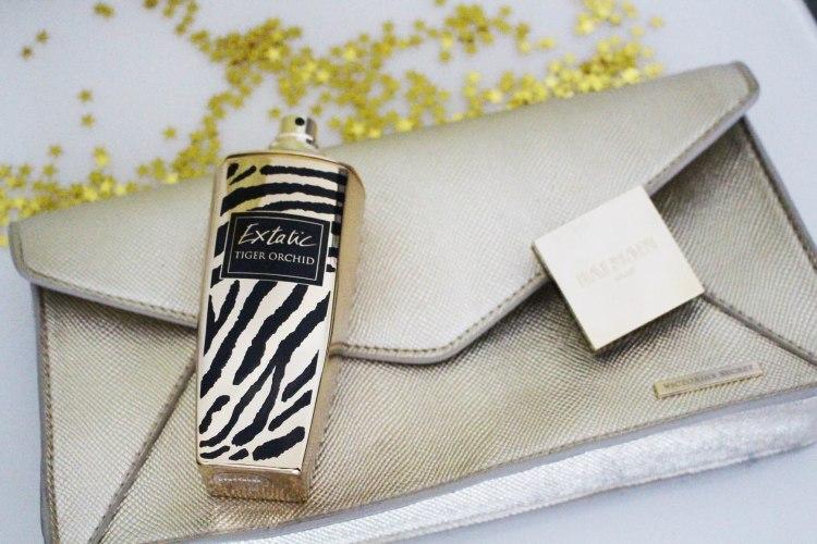 Balmain Eau de Parfum Extatic Tiger Orchid avis blog