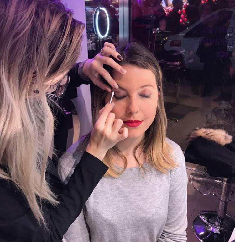 Urban Decay Boutique Paris France 48 rue des francs bourgeois 75003 ouverture avis blog cours maquillage makeup artist