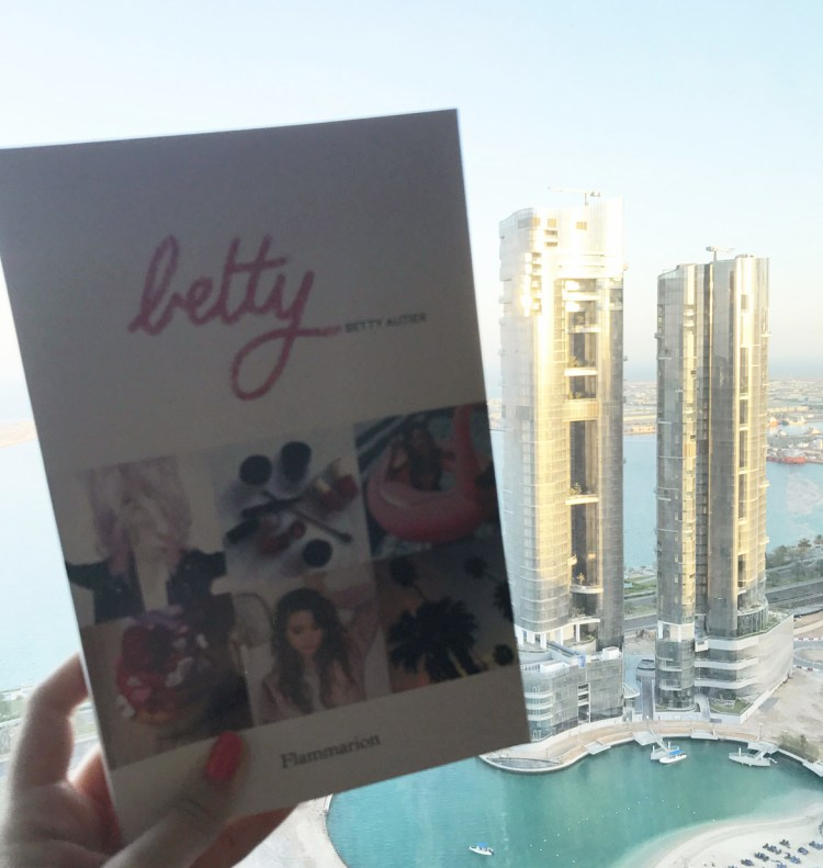 Betty le livre de la blogueuse mode Betty Autier