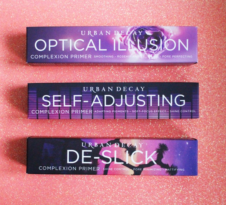 Optical Illusion, Self-adjusting, De Slick : les nouvelles bases de teint Urban Decay