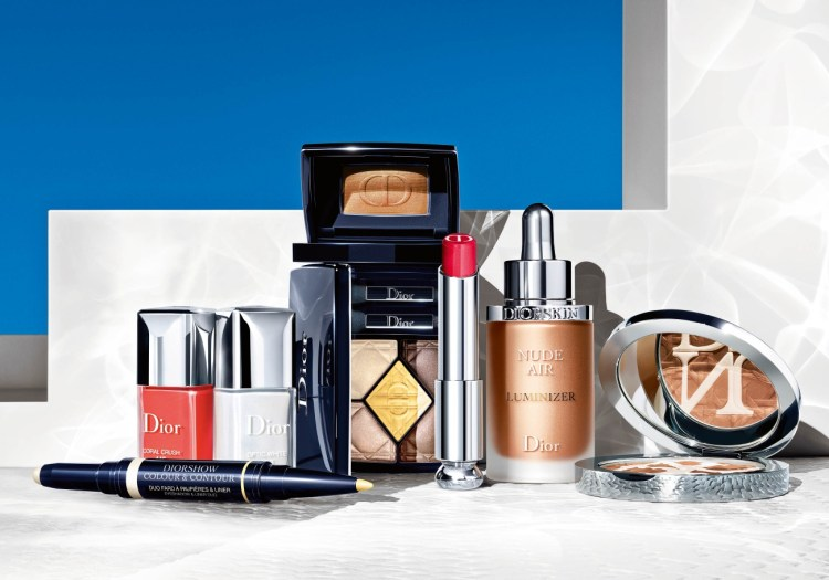 Dior Care and dare collection maquillage été blog vernis coral Crush