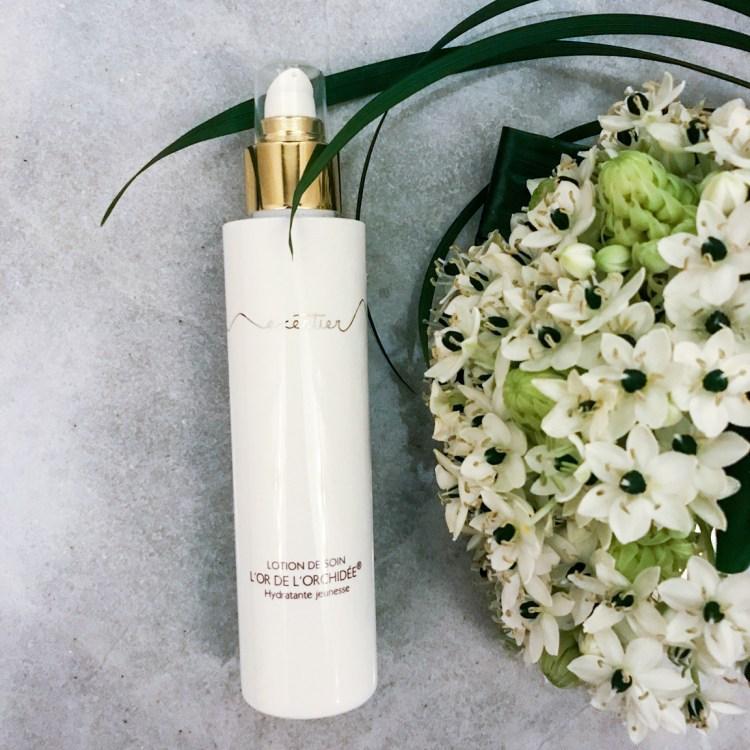 Mon avis sur la Lotion de Soin L'Or de L'orchidée du Laboratoire exertier blog