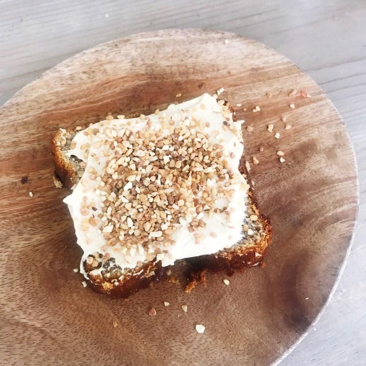 avis carte Season restaurant paris dessert banana bred blog