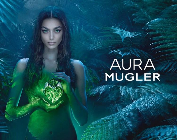 Mon avis sur l'Eau de Parfum Aura de Thierry Mugler