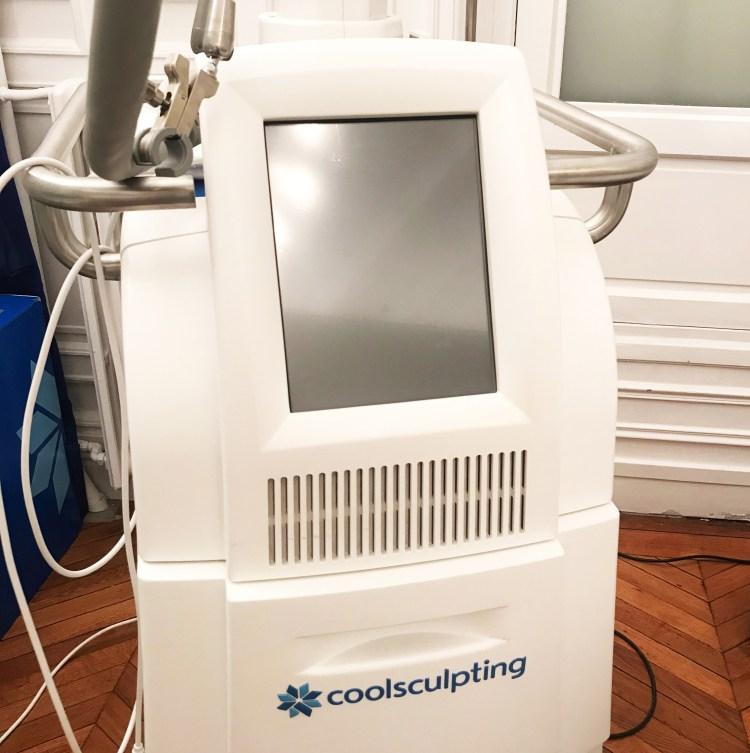 Cryolipolyse j'ai testé le CoolSculpting 1ers résultats sur les poignées d'amour avis blog test