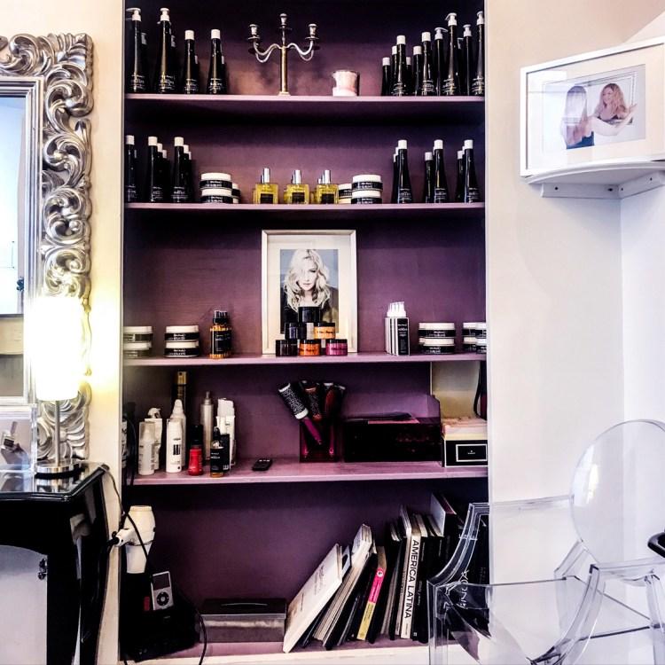 Mon avis sur le salon de coiffure parisien de Céline Dupuy blog