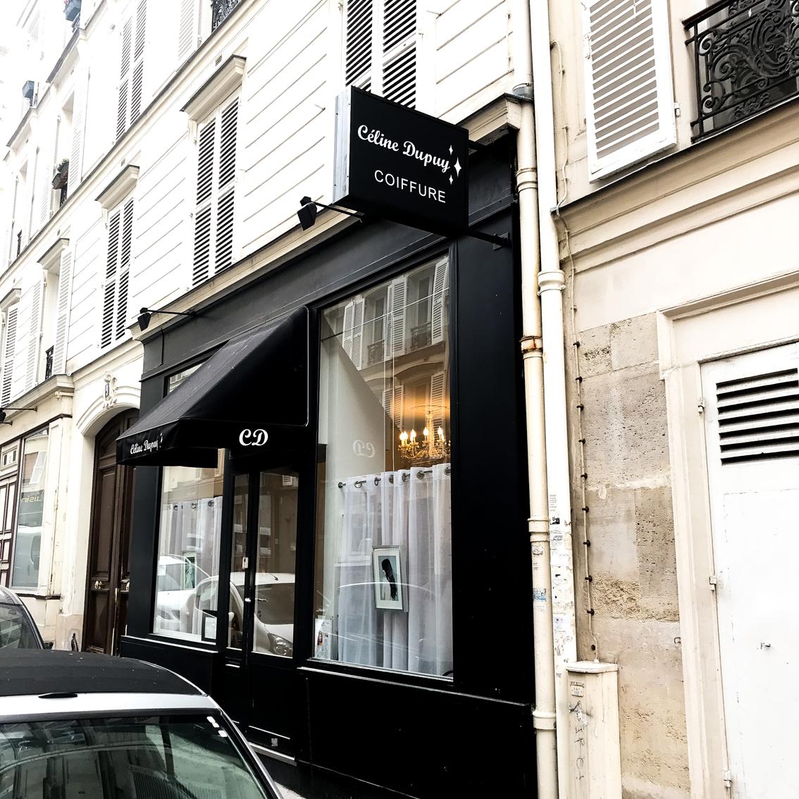 Céline De Parisien DupuyDans Coiffure Le Sur Salon Mon Avis uZXiPk