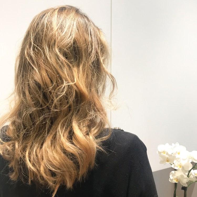 Mon avis sur le salon de coiffure Rodolphe & Co paris opéra balayage blog dans mon sac de fille