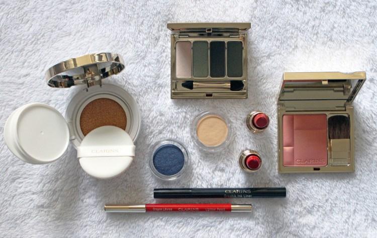 Graphik collection maquillage Automne Hiver 2017 de Clarins avis blog dans mon sac de fille