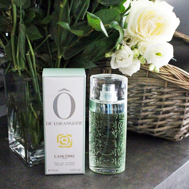 Ô de l'Orangerie, le parfum mythique signé Lancômeavis blog