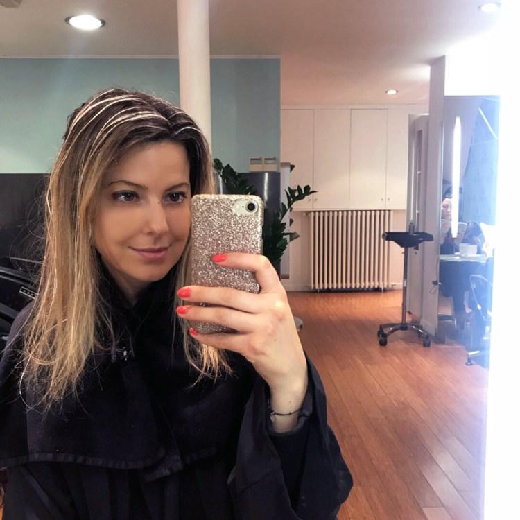 Mon avis sur le salon de coiffure Rodolphe & Co paris opéra balayage blog