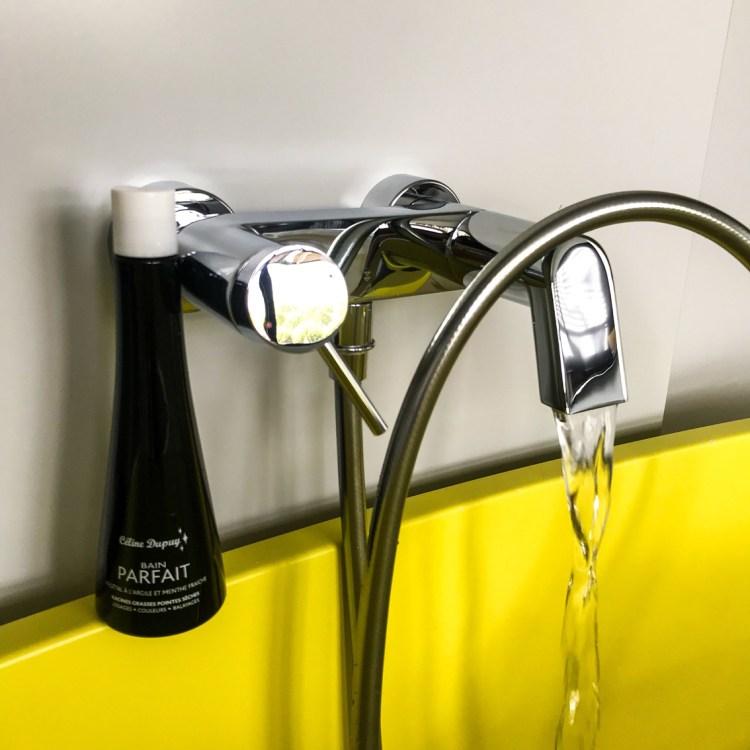 Le bain Parfait de Céline Dupuy mon nouveau shampooing préféré avis blog
