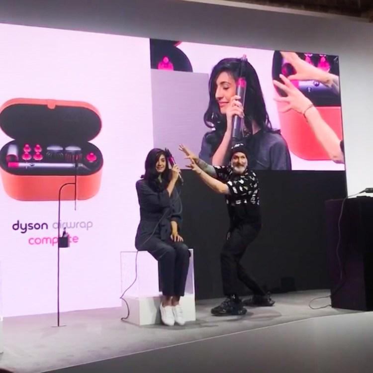 Airwrap le nouveau styler Dyson qui va remplacer fer à friser, fer à lisser et et brosse coiffante avis blog test