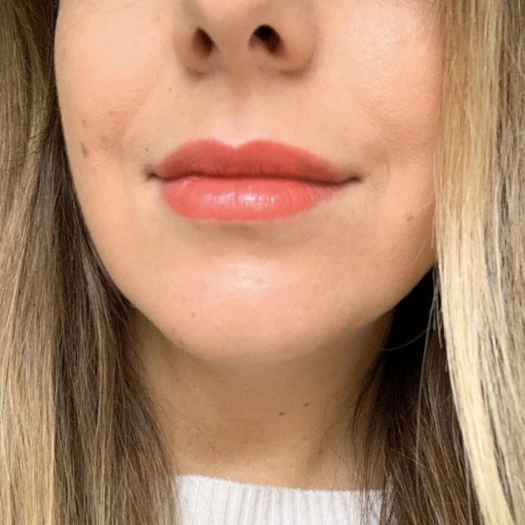 Joli Rouge Graduation le nouveau rouge à lèvre Clarins avis blog