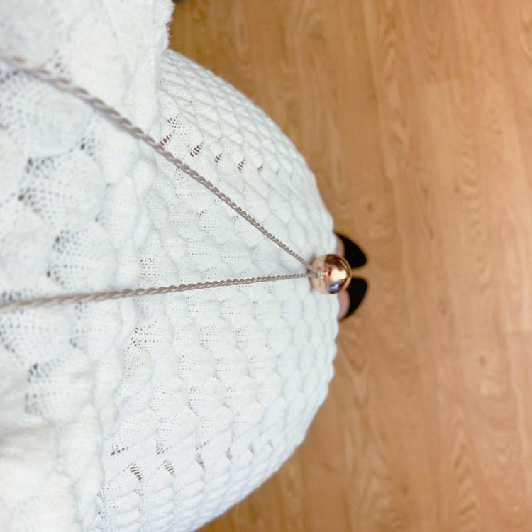 Mon bola de grossesse Ilado avis blog