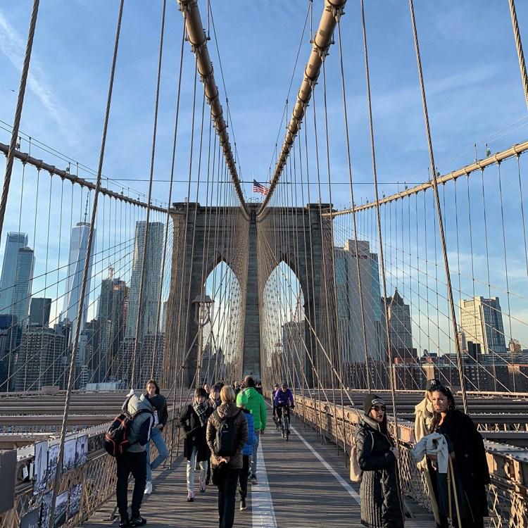 New York brooklyn bridge pont manhattan bonnes adresses à faire absolument blog voyage