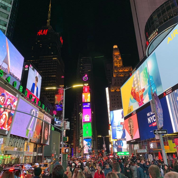 New York times square bonnes adresses à faire absolument blog voyage
