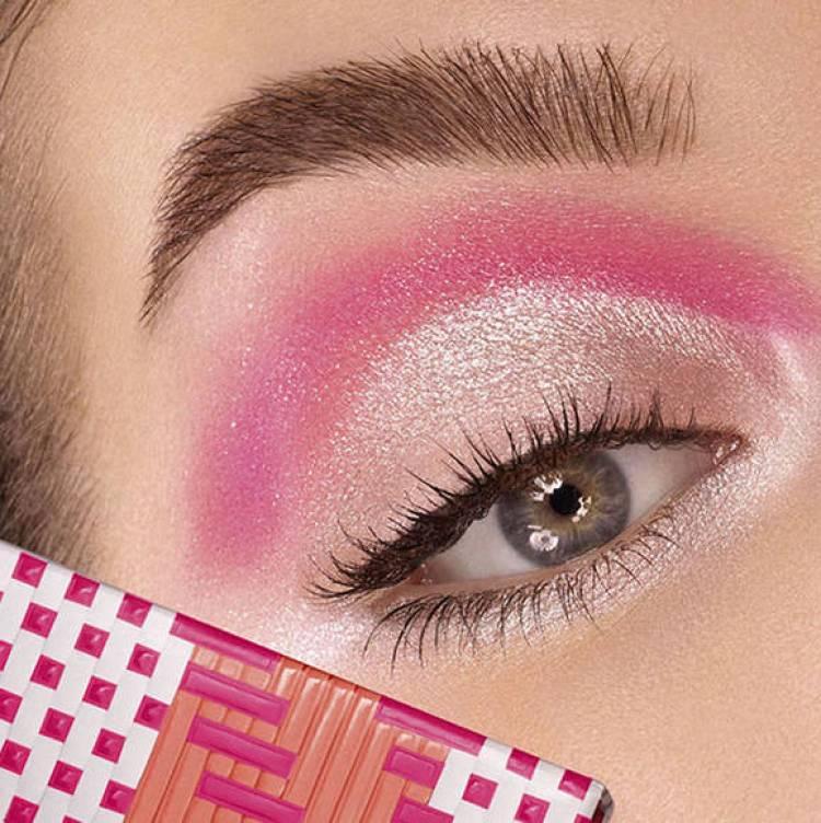 Café Bônheur mon avis sur la collection maquillage 100% parisienne de Lancôme blog swatch yeux Café Bônheur Eye Palette