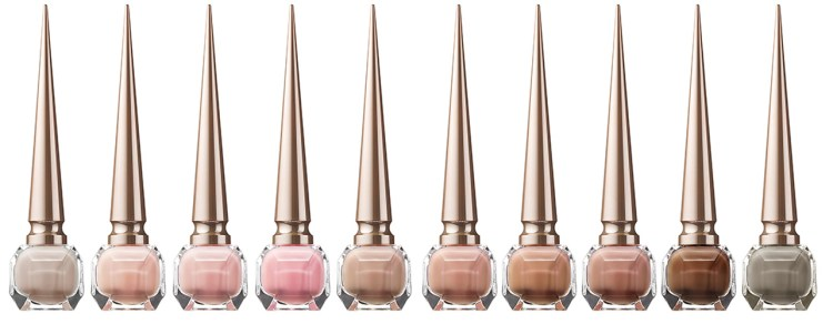collection vernis nude La Favorita de Louboutin avis blog