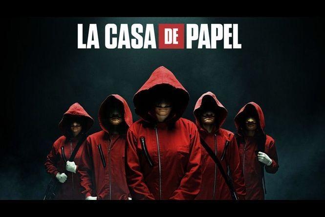 Netflix and chill Top 10 de mes séries préférées avis blog Casa del Papel