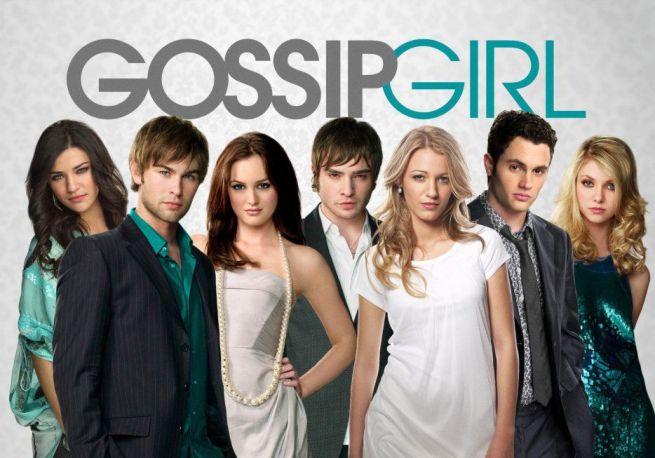 Netflix and chill Top 10 de mes séries préférées avis blog Gossip Girl