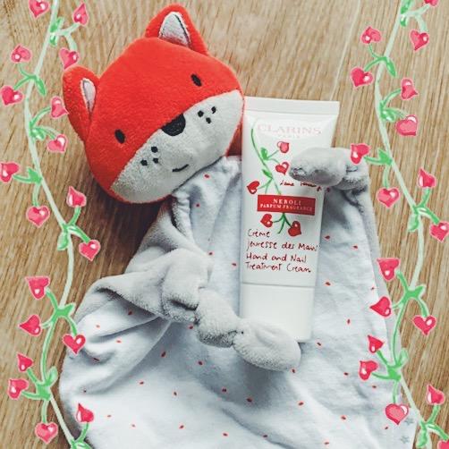 Le Prix pour l'Enfance Clarins édition 2020 Crème Jeunesse des mains avis blog