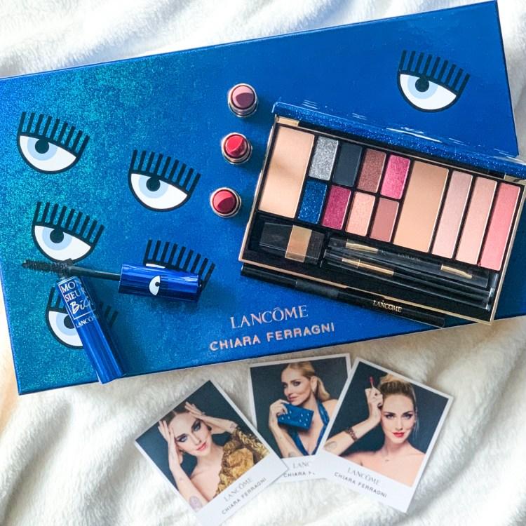 Palette, rouge à lèvres, mascara,... Mon avis sur la collab' maquillage Lancôme Chiara Ferragni