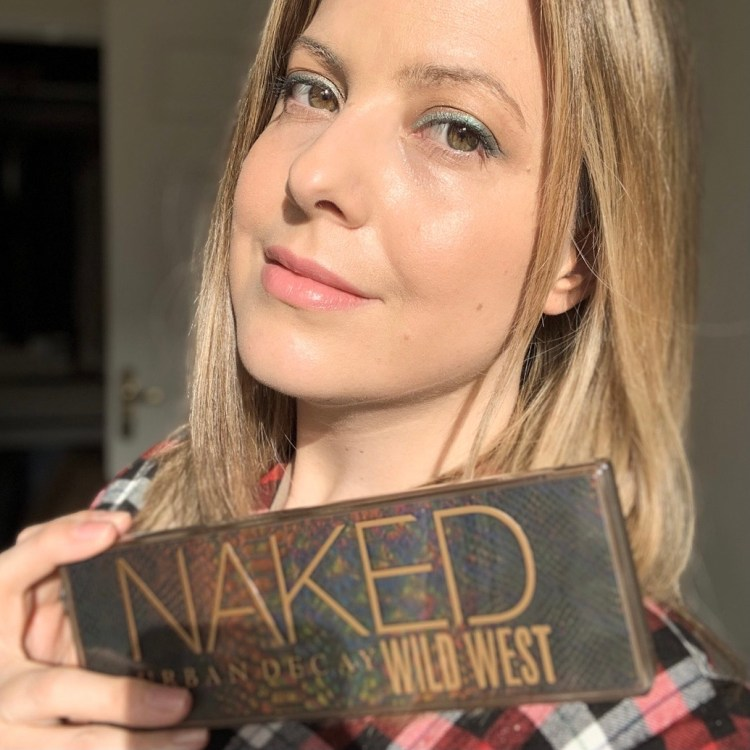 La nouvelle palette Naked Wild West Urban Decay avis blog swatch