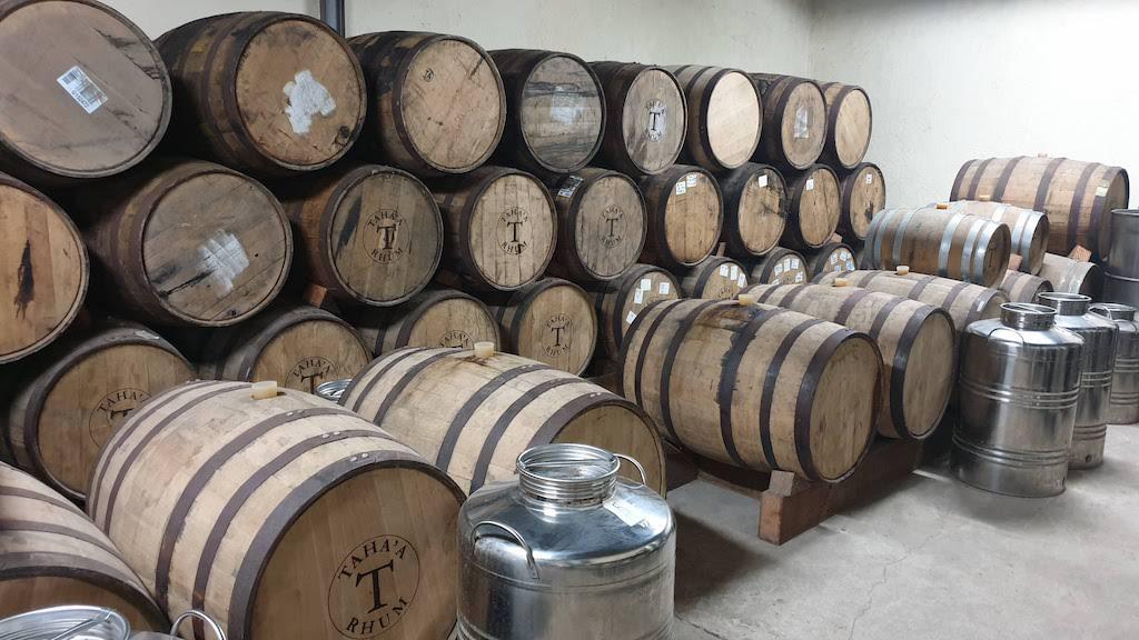 Distillerie Pari Pari Taha'a
