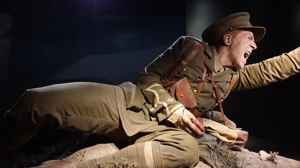 Musée Te Papa Gallipoli the scale of our war Wellington