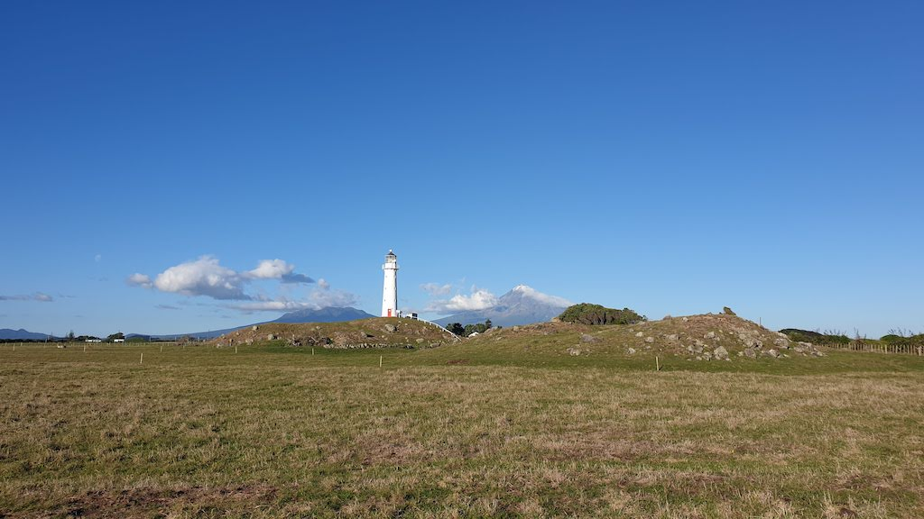 Cape Egmont Lighthouse Taranaki