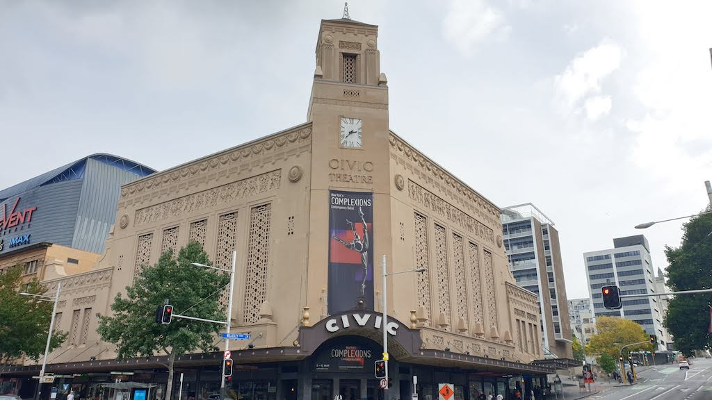 Civic Theatre Auckland