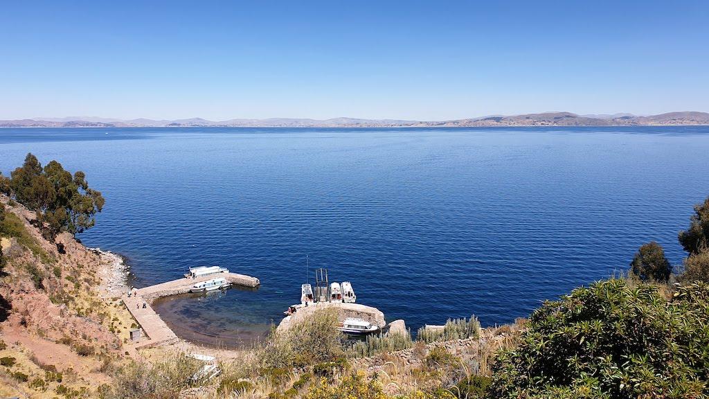 Lac Titicaca Île Taquile