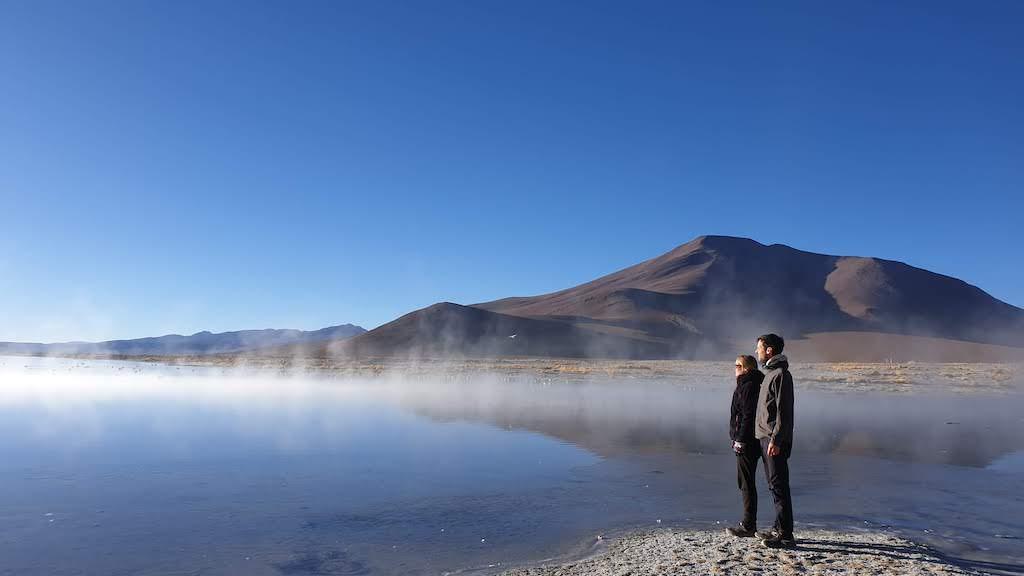 Aguas thermales excursion sud Lipez