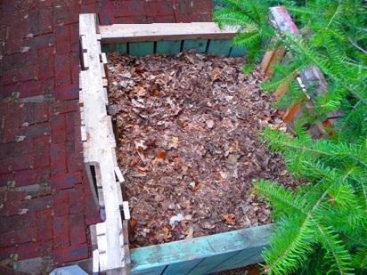 Fabriquer Un Bac Composteur Au Jardin Pour Du Compost Maison